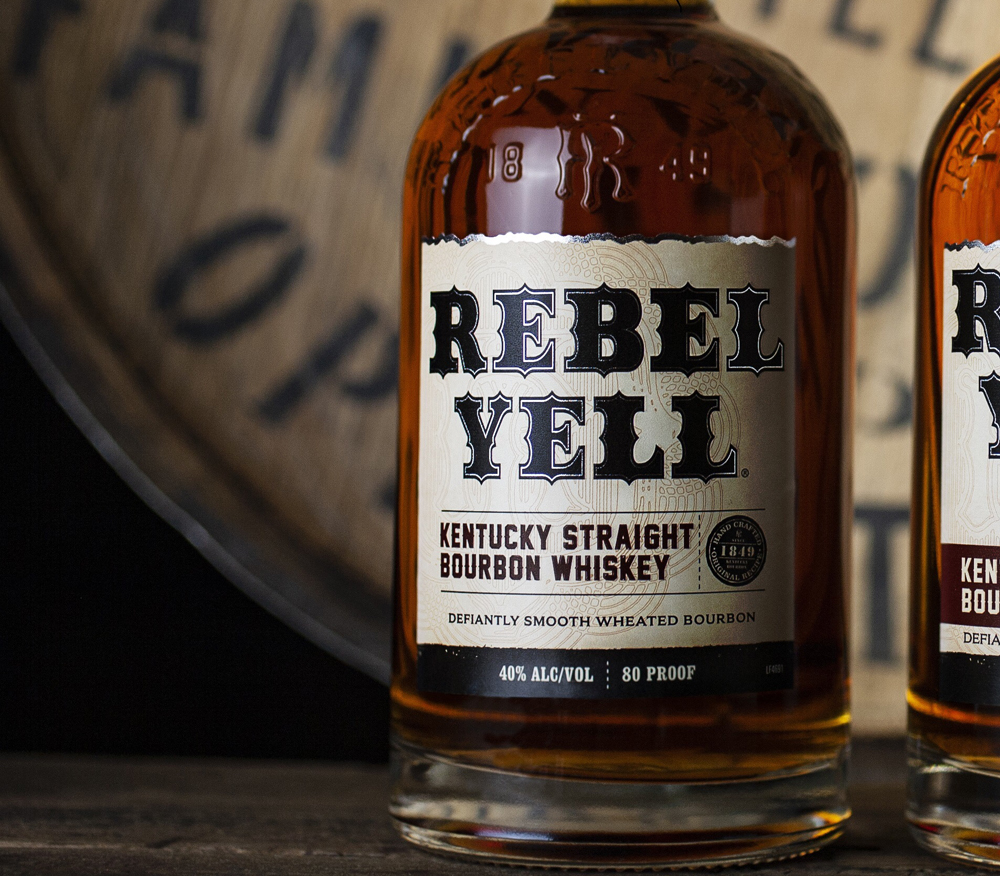 Rebel Yell Bourbon - Buy from Lundeen Liquors